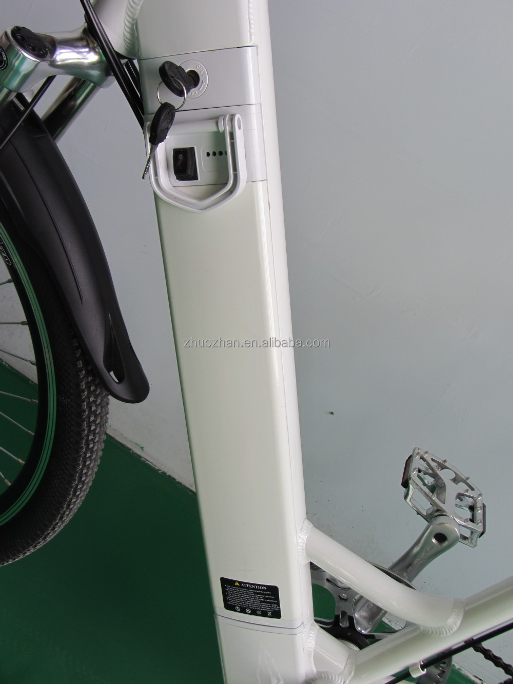 New Build-in Battery Bike / bicycle battery/City bike