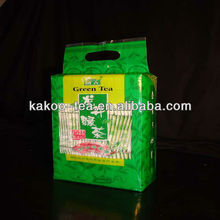 Kakoo Portable Hardcover Pure High Mountain Lung Ching Green Tea