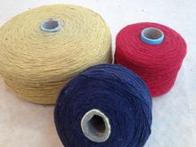 China gold supplier best quality recycled cotton yarn 7s