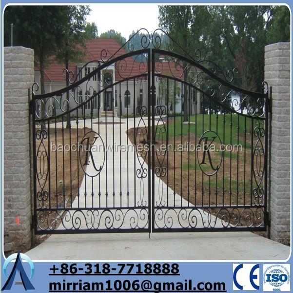 Grossiste porte de jardin en fer forgé-Acheter les meilleurs porte ...