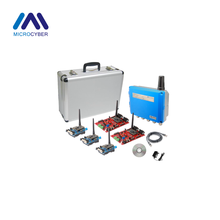 Wireless HART Development Tool Kit including wireless networking equipment, module