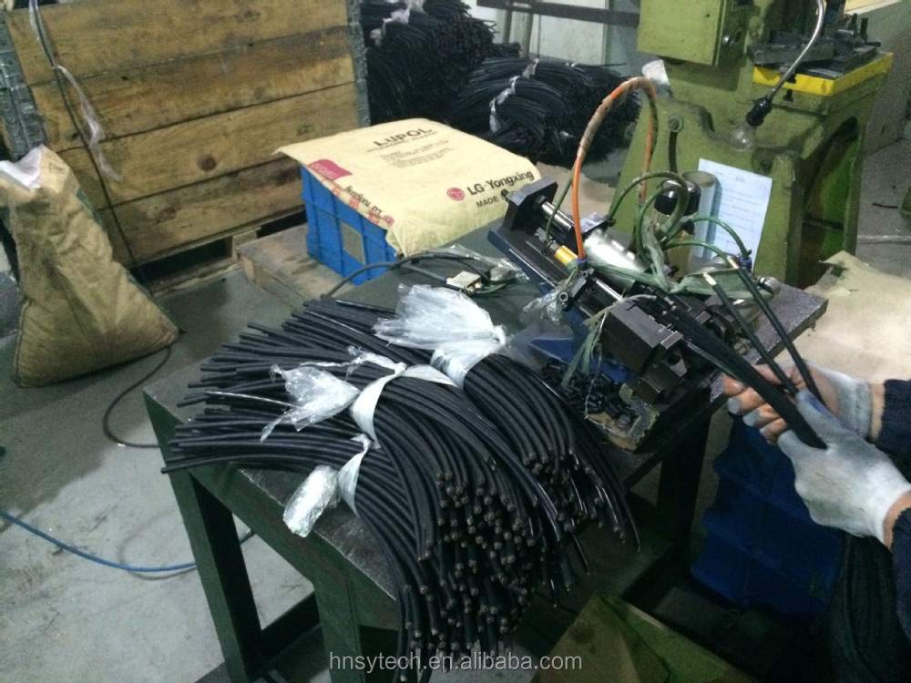 Equipment coaxial jumper wire cable