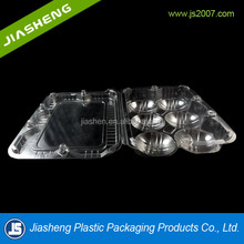 Nontoxic Plastic Dispoable Food Blister Packaging Container For Tomato,Strawberry,Cherry, Fruit