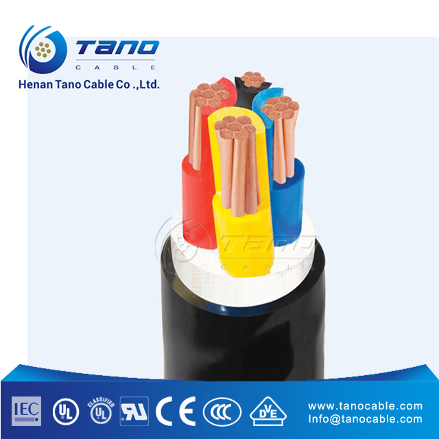 UL SABS ISO CE low voltage electrical cable heat resistant power cable Turkmenistan Tunisia Zimbabwe