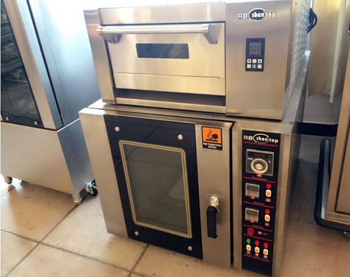 Shentop STBC-H5D commercial convention oven 5 trays bakery equipment for sale electric convection oven