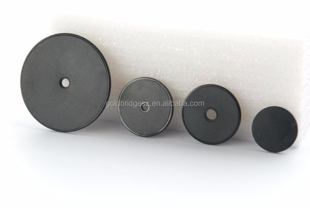 Small tags cheap Price Qr Code Pet Tag ntag213 programmable passive pvc disc mini uhf Active Washable Nfc Rfid Tag