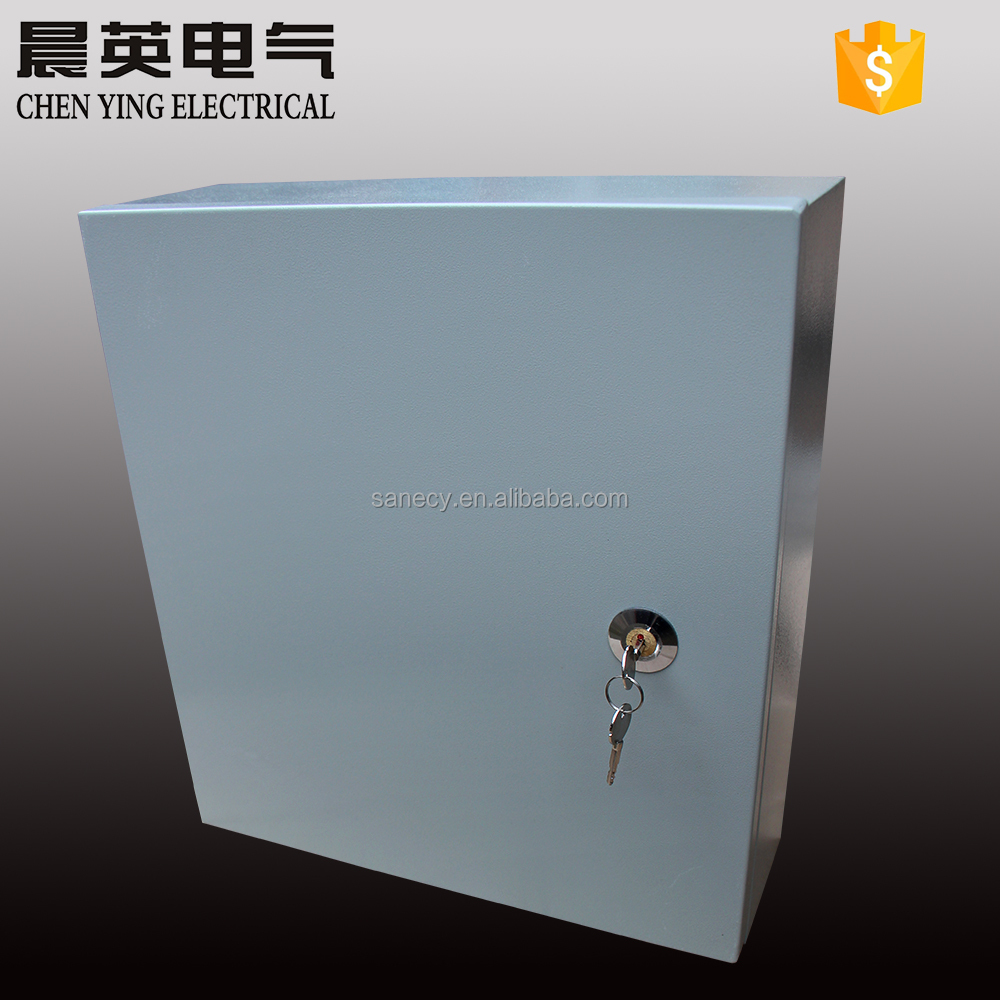 Indoor power distribution panel enclosure box IP55