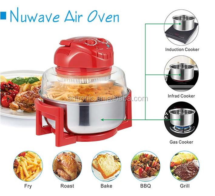12L NEW HOUSEHOLD Multifunctional cooker 12l halogen oven