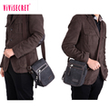 Vintage brand single shoulder bag man retro canvas bag messenger bag from china