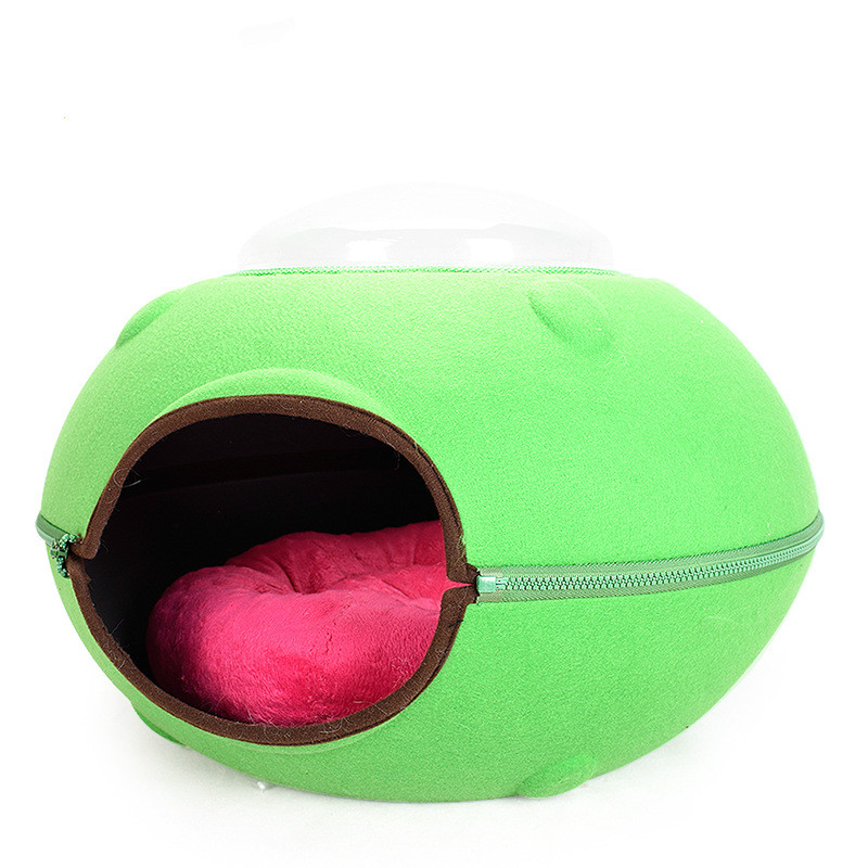 New UFO pet kennel