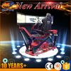 Most Popular Arcade Amusement 9D VR Game Car Racing Machine