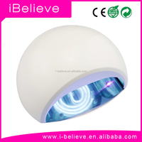 Portable Pearl-Shaped 24W CCFL LED Nail Lamp led gel nail lamp pictures