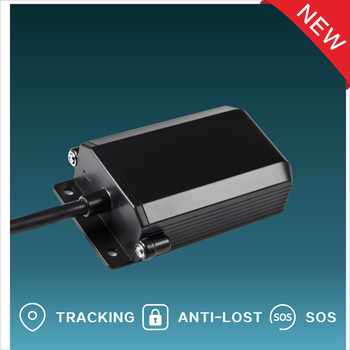 waterproof motorcycle gps tracker vehicle tracking with acc start stop alert easy install