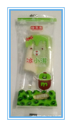Ice cream !!!Custom printed popsicle packaging/ice cream plastic bag