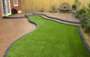 Home decorations artificial grass synthetic turf fake grass for residences