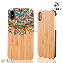 BIG SALE For iphone 8 case, Real wood/bamboo Phone case , Unique Gift Idea for 2017, Offering laser engraving deign/Logo