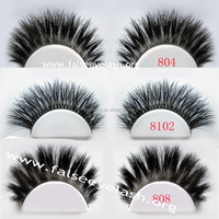 Super Natural Horse Hair False Eyelashes