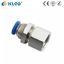 Female Thread Pneumatic Air PMF PU Tube Fittings