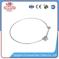 Wire Forming Springs Clip Hose Clamp