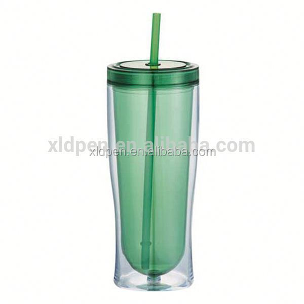 Promotional acrylic tumbler with removable insert wholesale