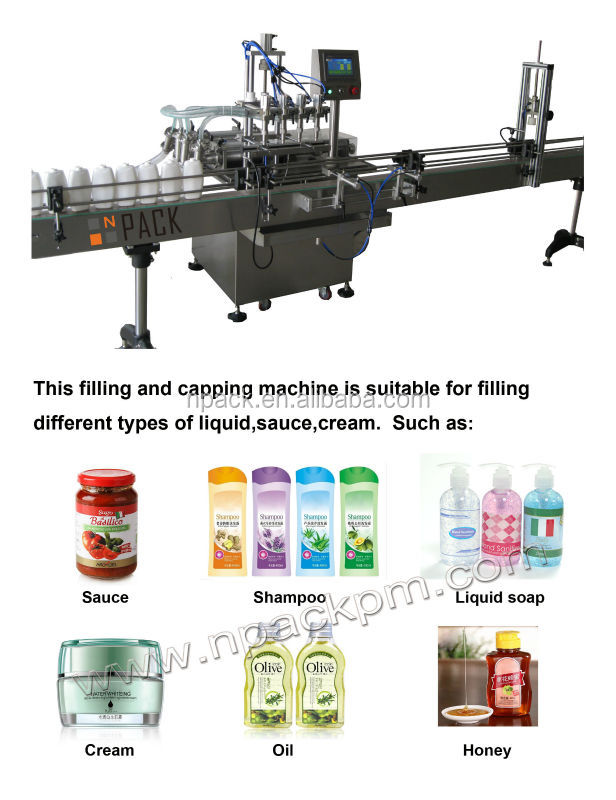 Corrosive Liquid Filler Automatic Bleach Filling Machine