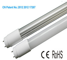 20w t8/1.5m led tube 100lm/w t8 white led tube light patent design