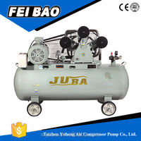 electric/gasoline/diesel portable piston type direct /belt driven air compressor