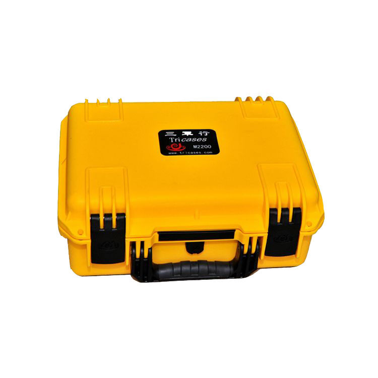 Tricases Manufactory Supply M2200 Flight Trolley Tool case Plastic Heavy Duty Tool Case Shockproof and Waterproof tool Case