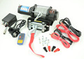 TOP SALE 4*4WD 12V/24V USED ATV UTV JEEP ELECTRIC WINCH 4500LB WIRE ROPE