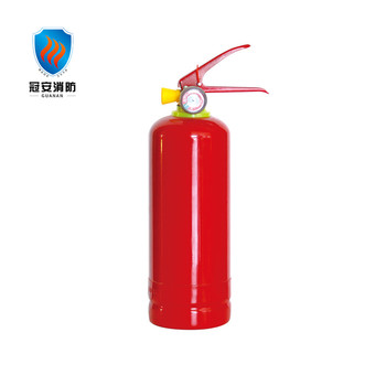 1KG fire extinguisher,  fire fighting equipment, small mini  Chemical Dry Powder  Fire Extinguisher