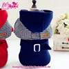 new style pet clothes display chihuahua dog clothes winter