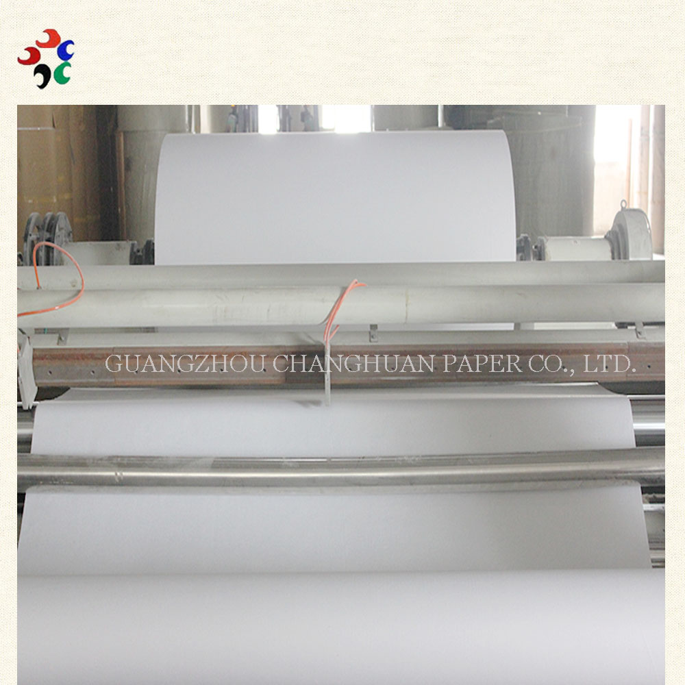 High Quality 60 GSM CAD Plotter Paper / Marker Paper/Tracing Paper in roll