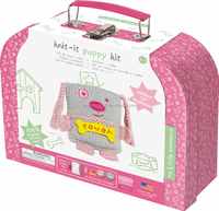 Hand Knitting Toy Case Kit