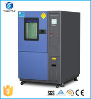 Laboratory environmental temperature humidity control system