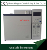 TCD Detector Oil Acidity Analysis Gas Chromatograph Instrument