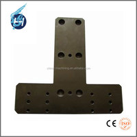 precision turning spare parts for paper cutting printing machine parts