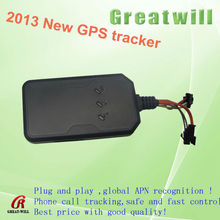 Gps vehicl tracker design for truck fleet management and fuel detection!