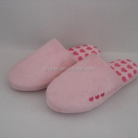 Girls Bedroom Slippers Fashion Pretty Heart