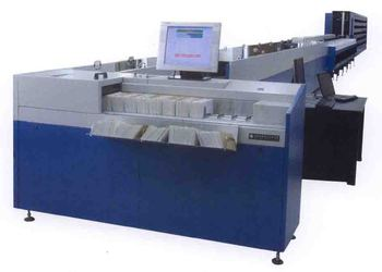 Post office Letter Sorting Machine
