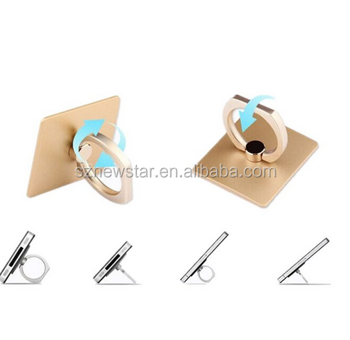 Shenzhen newstar Ring Phone Car Holder include Hook Mount manufacturers wholesale