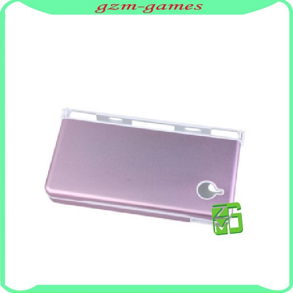 Colors Protective Aluminum Case Cover Box for Nintendo for NDSi for DSi LL XL Portable Hard Metal Game Console Player Case Cover
