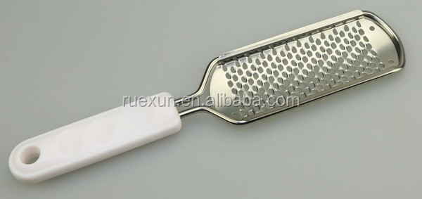 High quality stainless steel foot pedicure file