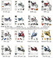 Hot selling!chinese motorcycles for CG125 250A