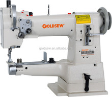 SR-335A leather sewing machine industrial sewing machine used single needle lockstitch sewing machine price