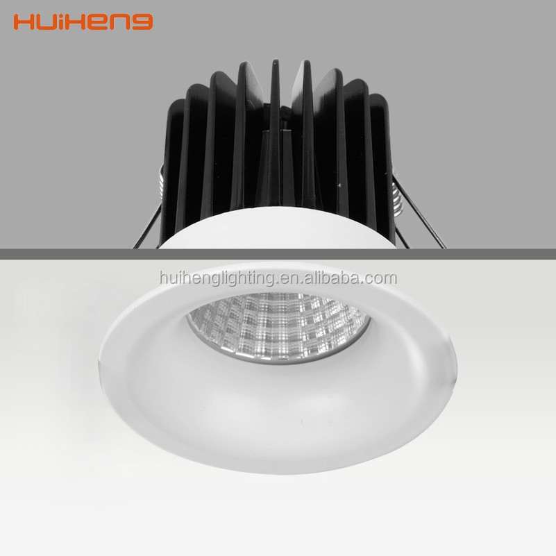 Manufacturer COB 6w 7w 8w Ceiling Led Downlight Housing Cutout 75mm