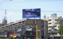 P10 SMD Full Color Outdoor Led Display Advertising Screen Billboard Display Advertising Sign Pantalla Gigante Exterior