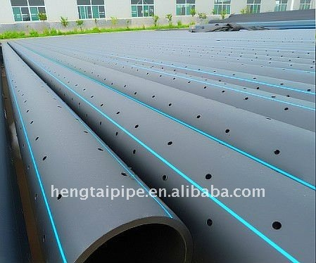 HDPE Perforated Drainage Pipe (HDPE80)