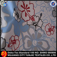 High Quality New Fashion Polyester Microfiber Board Short Printed Fabric
