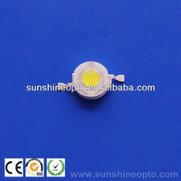 1w 350ma 140lm/w white led manufacturer