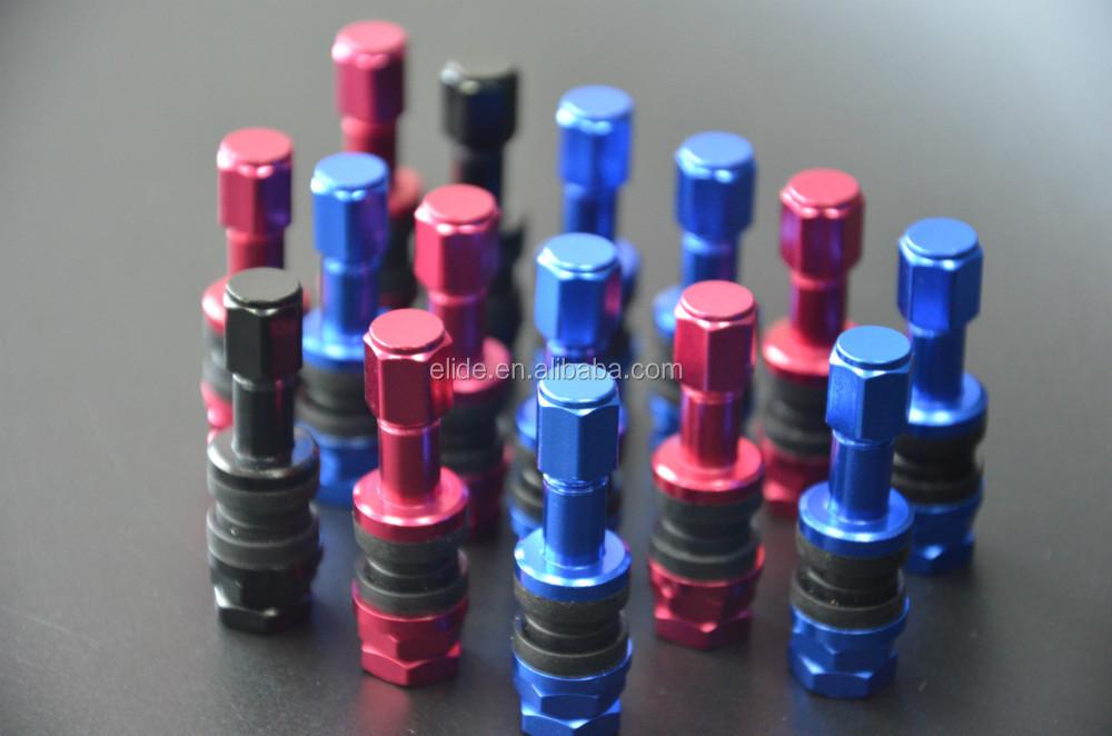 TR48E Colorful Aluminum Tire Valve